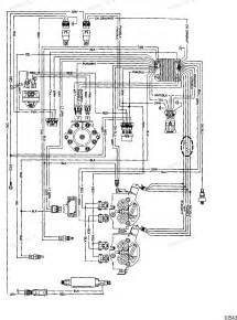 2004 mercury marine mercury racing sterndrive 4la2225th harness assembly efi wiring diagram and