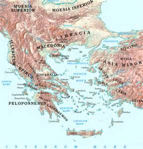 Mediterranean region map galleryhip com the hippest galleries