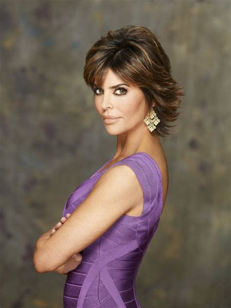 texture of rennas hair lisa rinna haircut pictures and celebrity hairstyles on