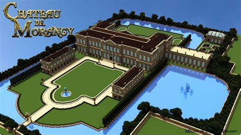 New Ideas For Home Decoration ch 226 teau de morangy minecraft project