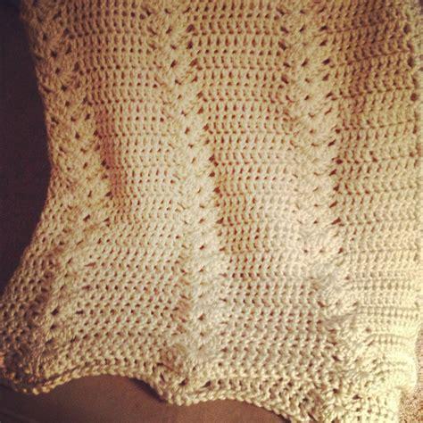 new website www bobwilson123 org double crochet and shell afghan pattern