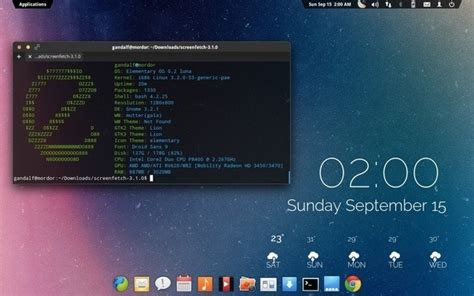 best linux os what s the best looking linux desktop you ve seen quora