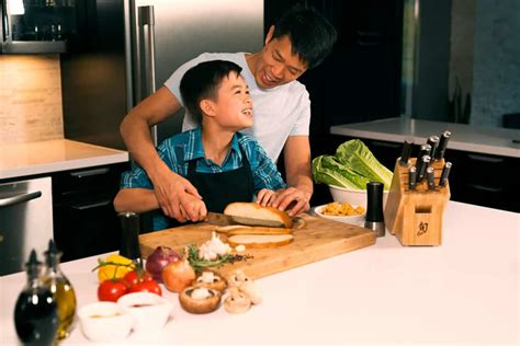 teaching your kids to use kitchen knives the truth about teaching kids how to use kitchen knives house of knives blog