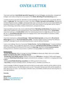 Advertising Copywriter Cover Letter by Copywriter Cover Letter