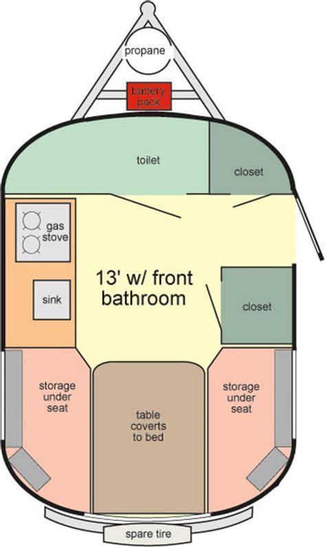 small travel trailer floor plans 2015 sc 13ft standard travel trailer roaming times