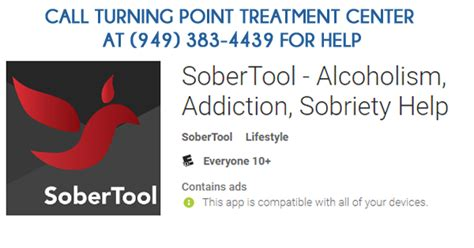 Turning Point Detox Center by Sobriety Gets The Social Treatment Mobile Apps Turning