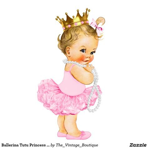 Baby Shower Sculptures by Ballerina Tutu Princess Baby Shower Standing Photo