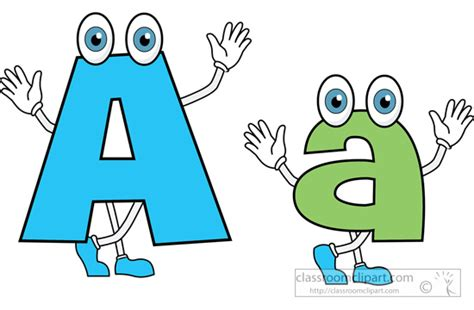 letter a clipart letter clipart lowercase letter pencil and in color