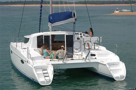 catamaran cycloné a vendre mahe 36 3 kabinen 1 wc katamaran id 2815 argos