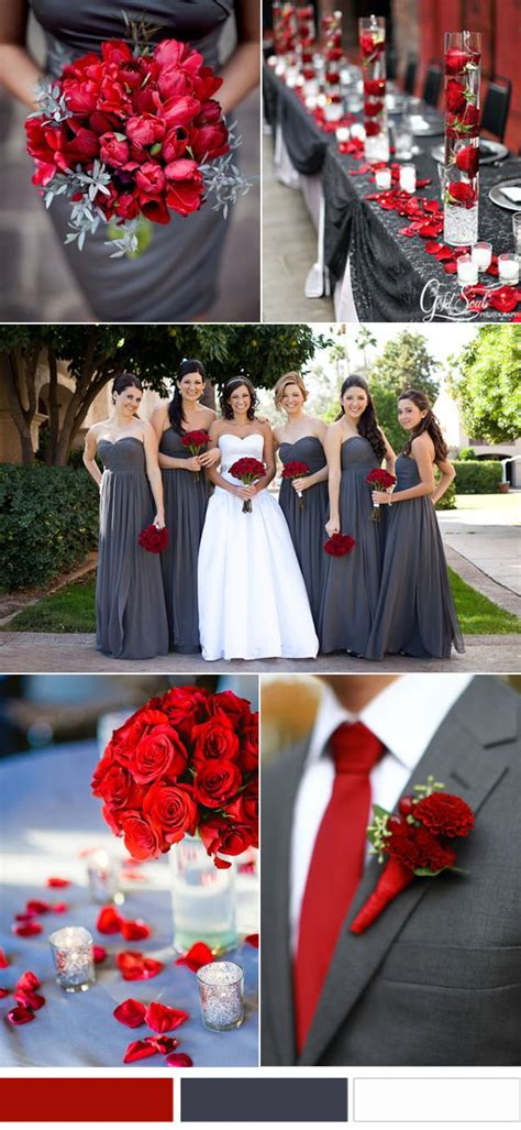 classic color schemes wedding color combos stylish wedd blog
