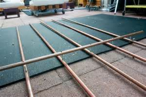 copper pipe trellis going vertical how to build a copper pipe trellis