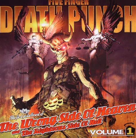 five finger death punch wrong side of heaven five finger death punch the wrong side of heaven the