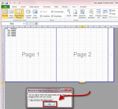 excel layout for printing 6