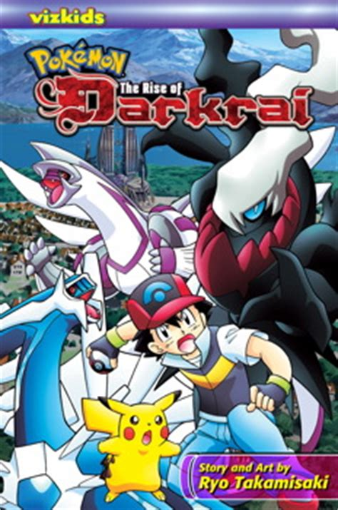 pokemon  rise  darkrai book  ryo takamisaki