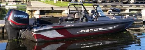 recon boat prices used muskie boats for sale classified ads