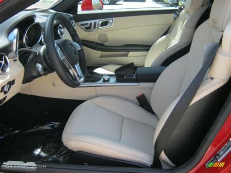 Slk 250 Interior by Beige Interior 2012 Mercedes Slk 250 Roadster