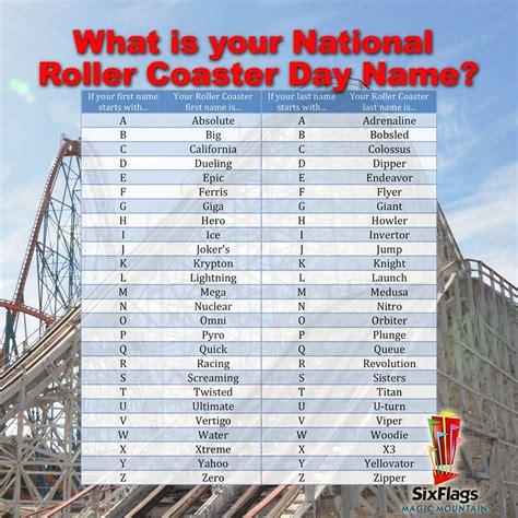 theme park names list newsplusnotes six flags magic mountain hides 2015 ride