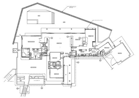 beverly hills mansion floor plans renovation of a hal levitt home in beverly hills