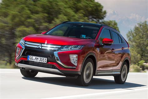 mitsubishi 2017 eclipse mitsubishi eclipse cross 2017 review auto express
