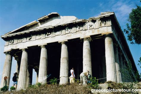 Where Were The Elgin Marbles Originally Located - temples in ancient athens