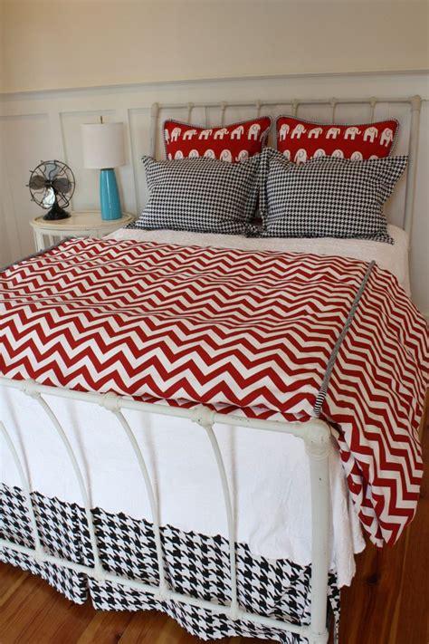 alabama bed set alabama 6pc bedding set by gritsandgracebeddingco