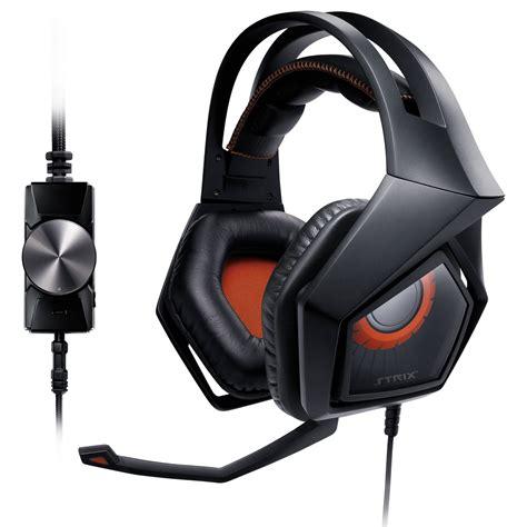 Headset Asus Strix Pro Asus Strix Pro Gaming Headset Strixpro B H Photo