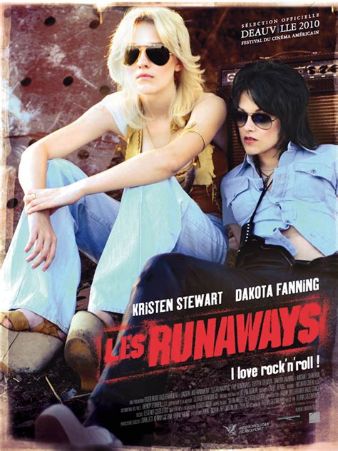 Runaway Is Going To Be In A Rock Opera by Les Runaways 2010 Allocin 233