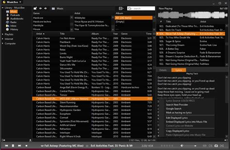 musicbee themes 3 pemutar musik windows 7 8 yang terbaik 2016 tekno harian