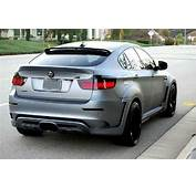 Hamann BMW X6M Tycoon Evo M  Rare Cars For Sale BlogRare