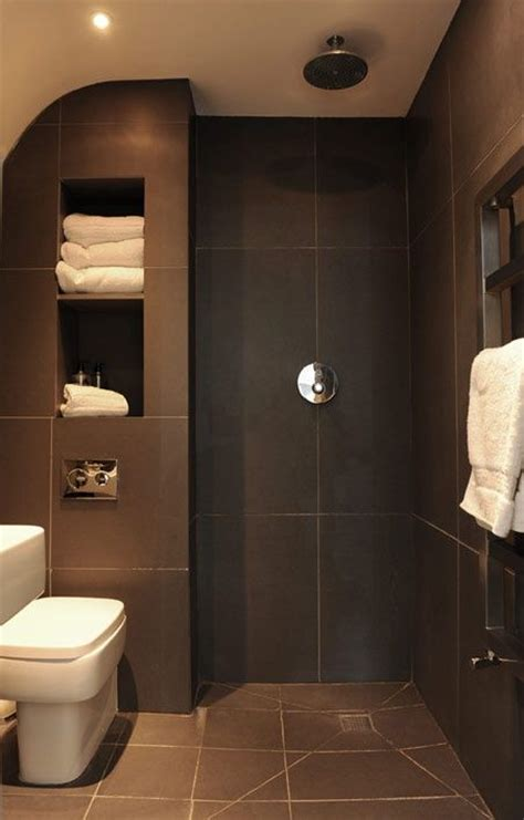 wet room ideas for small bathrooms http www ceramictilewarehouse co uk large format charcoal tiles contrast with crisp white