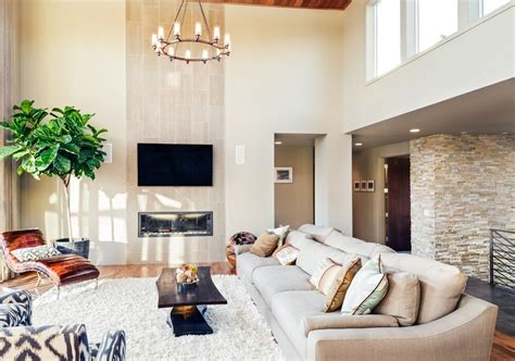 great room  living room  main differences
