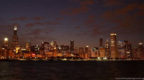 pin chicago skyline wallpapers hd  pinterest chicago