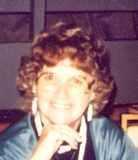 obituary for edna j sankey geibel funeral home