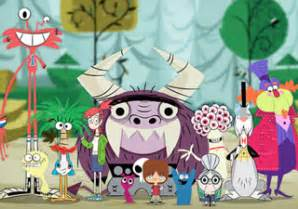 fosters home for imaginary friends foster s home for imaginary friends western animation
