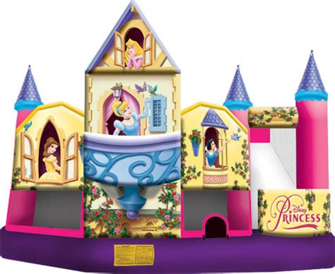 Princess Castle Bounce House Rentals In Ct