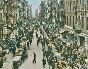 Commercial Wall Murals orchard street c 1900 manhattan old brooklyn classic big