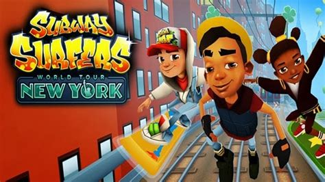 subway surfers new york game for pc free download full version subway surfers new york samsung galaxy s3 gameplay