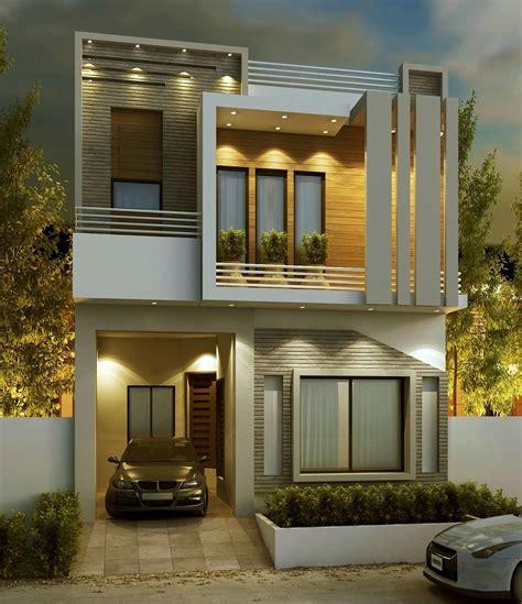 marla house plan elevation architecture design