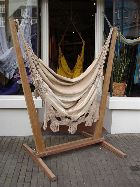 hammock chair and stand set c frame hammock chair stand