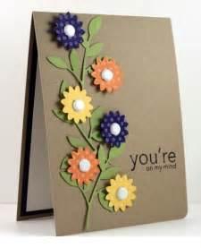 Beautiful Handmade Cards - beautiful handmade cards trendy mods