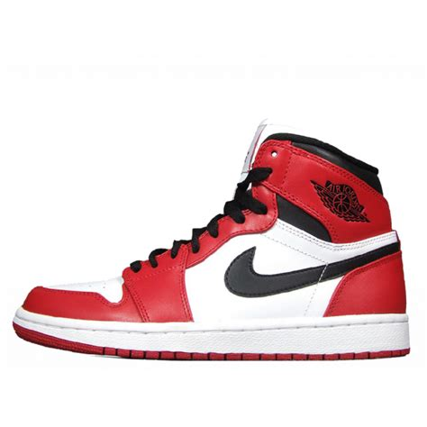 Sepatu Nike Air 1 Og High Chicago Premium Quality nike air 1 retro high og chicago