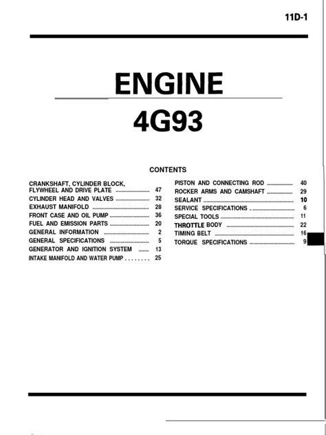 mitsubishi 4g93 wiring diagram wiring diagram with