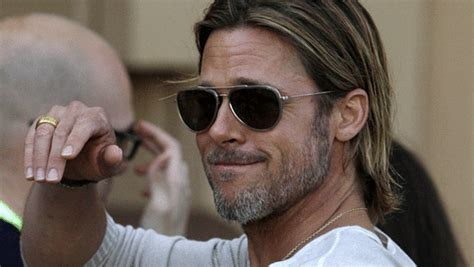 brad pitt world war z hair length 20 ideas about brad pitt fashion trends and hairstyle