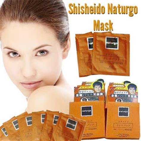 Naturgo Sheisido Naturgo Mud Mask Promo shiseido naturgo mask sme store penang malaysia