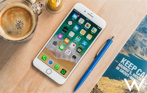 apple iphone 8 plus review nieuwe wijn in oude zakken want