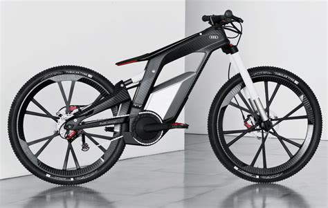 audi ebike 25 futuristic bicycles that will make you go wow
