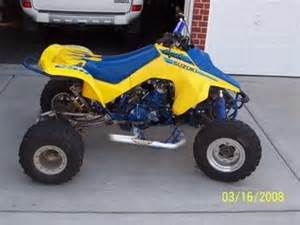 1989 Suzuki Quadrunner 250 1989 Quadracer 250 Atvconnection Atv Enthusiast