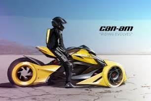 Pipe Design by What A Can Am Spyder Shoulda Been Yanko Design