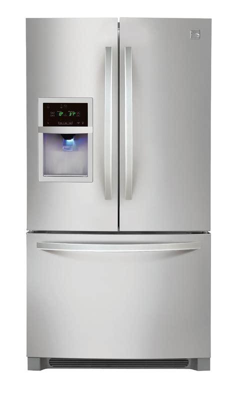 kenmore french door refrigerator  cu ft  sears