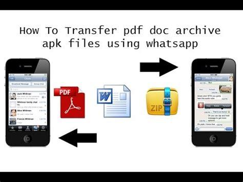 tutorial whatsapp file sender full download how to send audio files in whatsapp full